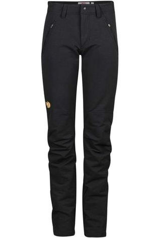 Fjällräven Trousers Oulu Women black