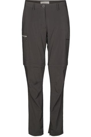 Ayacucho Pantalon Equator II Zip Off Stretch Am Gris Foncé