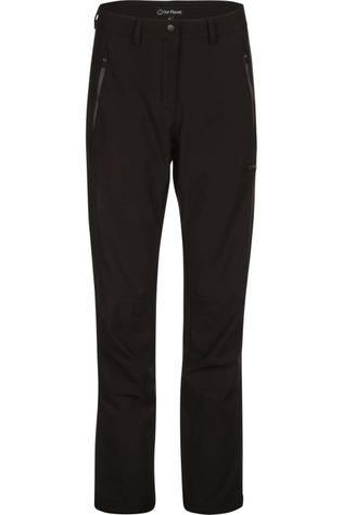 Our planet Trousers Cenote Softshell black