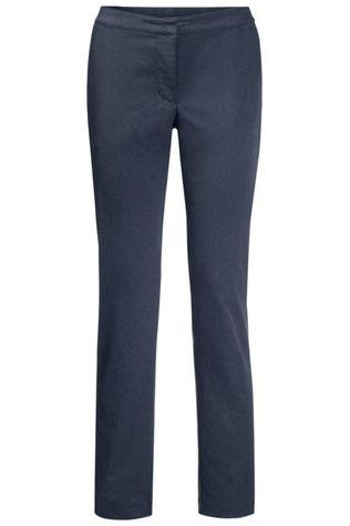 Jack Wolfskin Pantalon JWP Pack And Go! Winter Pants W Bleu Foncé