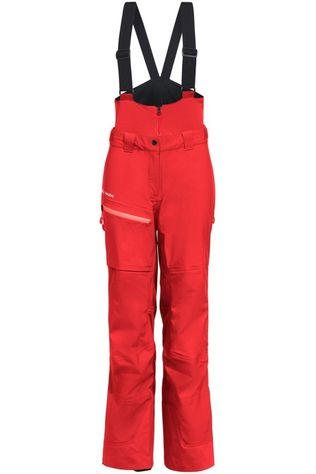 Vaude Trousers Back Bowl IV red