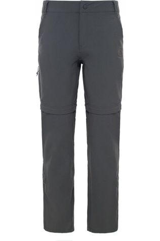 The North Face Trousers Exploration Convertible dark grey