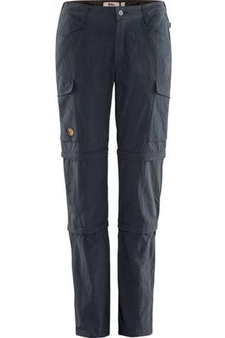 Fjällräven TROUSERS FR TRAVELLERS MT 3-STAGE Navy Blue