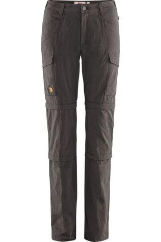 Fjällräven TROUSERS FR TRAVELLERS MT 3-STAGE dark grey