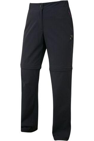 Sprayway Pantalon Escape Combi - lng Noir