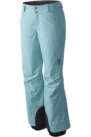 Mountain Hardwear Pantalon Returnia Insulated Bleu Pétrole