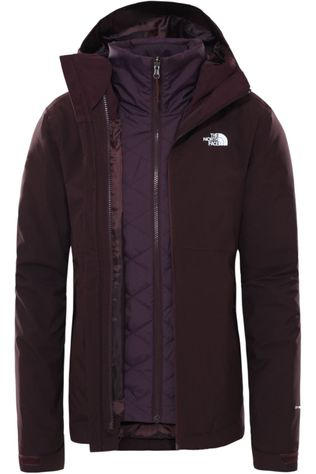 The North Face Jas Carto 3In1 Donkerpaars