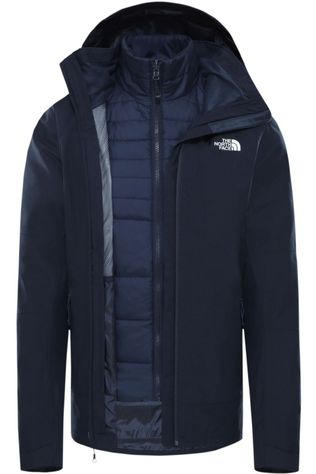 The North Face Jas Inlux Triclimate Donkerblauw
