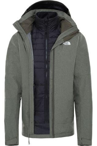 The North Face Jas Inlux Triclimate Middenkaki