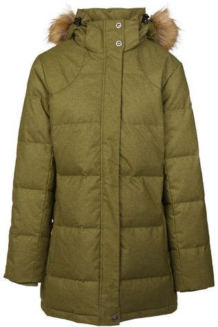 Ayacucho Down Jacket Urban Heat light khaki