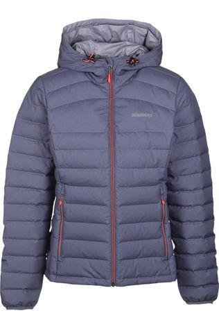 Ayacucho Donsjas Himalaya III Down Hooded Windproof Marineblauw