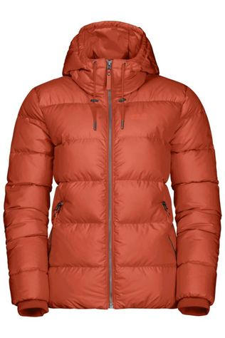 Jack Wolfskin Doudoune Crystal Palace Orange