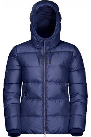 Jack Wolfskin Down Crystal Palace mid purple