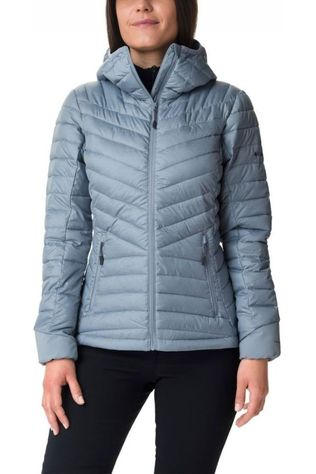 Columbia Manteau Windgates Hooded Gris Moyen