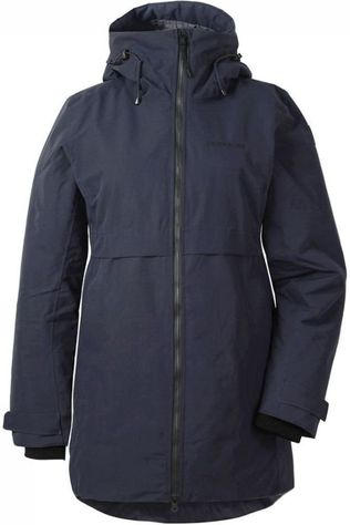 Didriksons 1913 Coat Helle Navy Blue