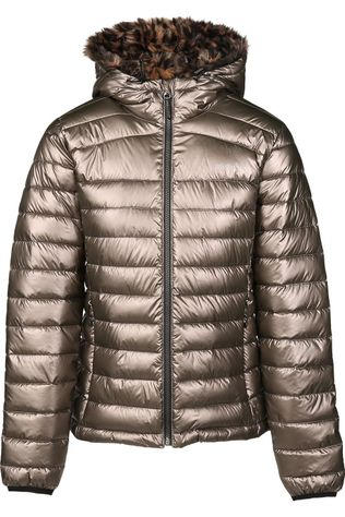 Ayacucho Coat 10Y Mount Everest Hooded W bronze