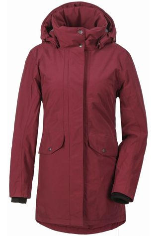 Didriksons 1913 Coat Sanna dark red