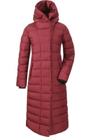 Didriksons 1913 Coat Stella dark red