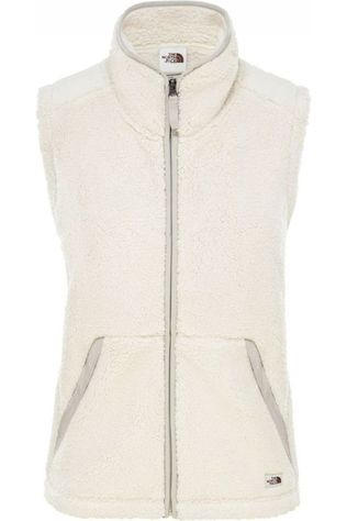 The North Face Bodywarmer Campshire Blanc Cassé