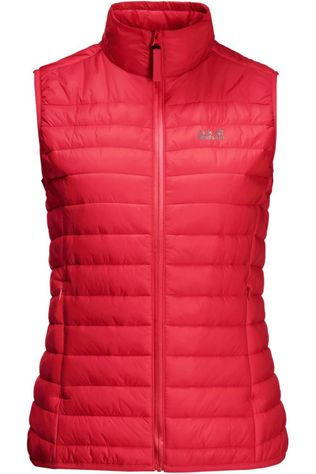 Jack Wolfskin Bodywarmer JWP Pack And Go! Fuchsia