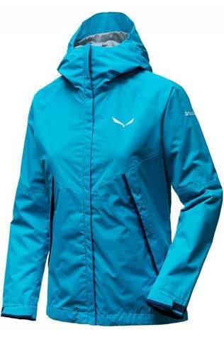 Salewa Coat Puez Ptx 2l mid blue