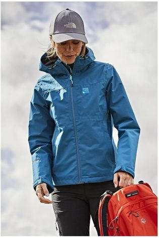 Sprayway Manteau Kelo Gore-Tex Bleu Pétrole