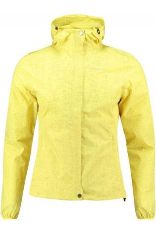Ayacucho Coat Reflective Eco yellow