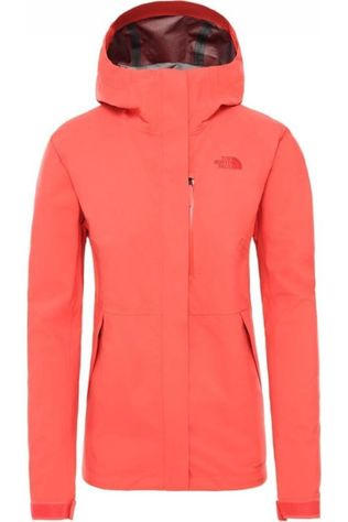 The North Face Coat Dryzzle Futurelight light red