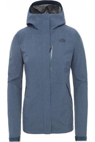 The North Face Jas Dryzzle Futurelight Donkerblauw