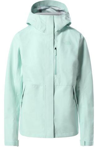 The North Face Jas Dryzzle Futurelight Lichtgroen