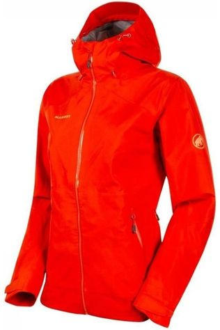 Mammut Manteau Convey Tour Hs Gore-Tex Rouge