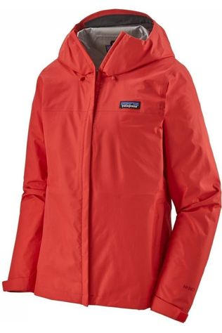 Patagonia Manteau Torrentshell 3L Rouge Clair