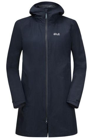 Jack Wolfskin Coat JWP Pack And Go! Eco Navy Blue