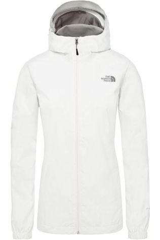 The North Face Jas Quest Wit/Lichtgrijs