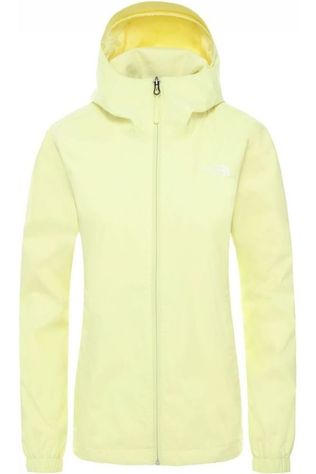 The North Face Coat Quest light yellow