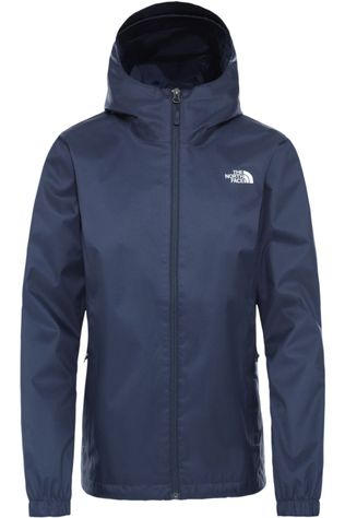 The North Face Jas Quest Donkerblauw/Wit