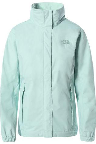 The North Face Coat Resolve II green