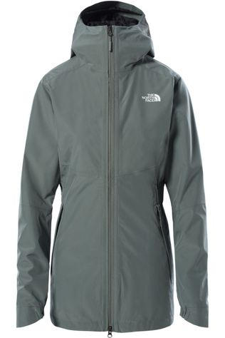 The North Face Jas Hikesteller Parka Middengroen