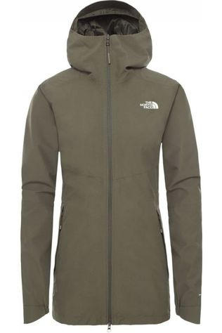 The North Face Coat Hikesteller Parka dark khaki/mid khaki