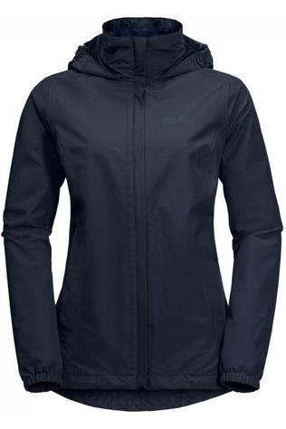 Jack Wolfskin Jas Stormy Point Marineblauw