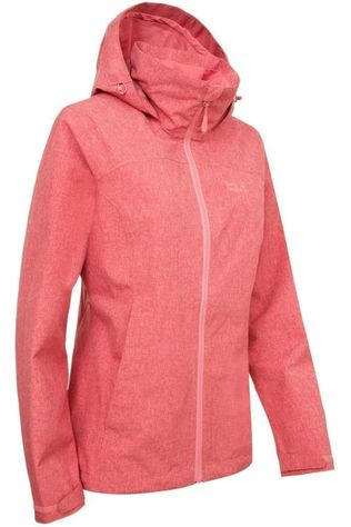 Jack Wolfskin Coat Eva light red