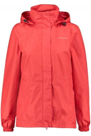 Ayacucho Waterproof Jacket Stowaway Eco red