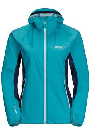 Jack Wolfskin Windstopper Eagle Peak II Turkoois