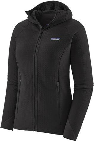 Patagonia Coupe-Vent R2 Techface Hoody Noir