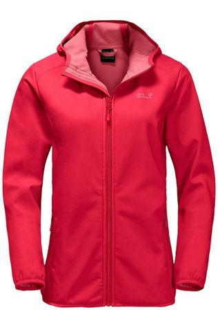 Jack Wolfskin Softshell Northern Point Lichtrood