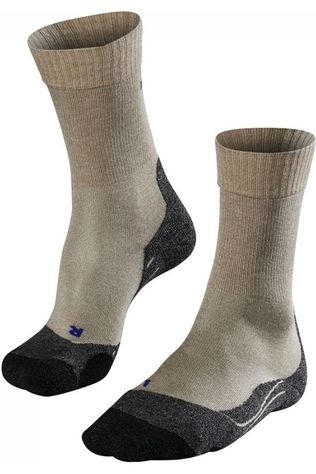 Falke Sock TK2 Cool Sand Brown