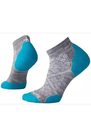 Smartwool Sock W Phd Run Le Lc light grey/light blue