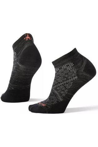 Smartwool Sock PhD Run Ultra Light Lowcut black