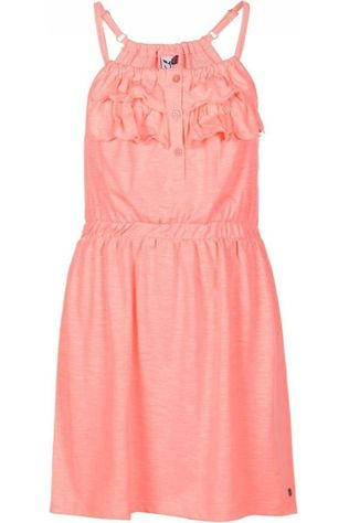 3 Pommes Dress Rose Bretelle mid pink