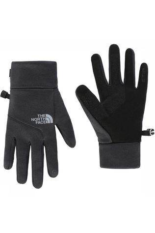 The North Face Handschoen Etip Hardface Zwart